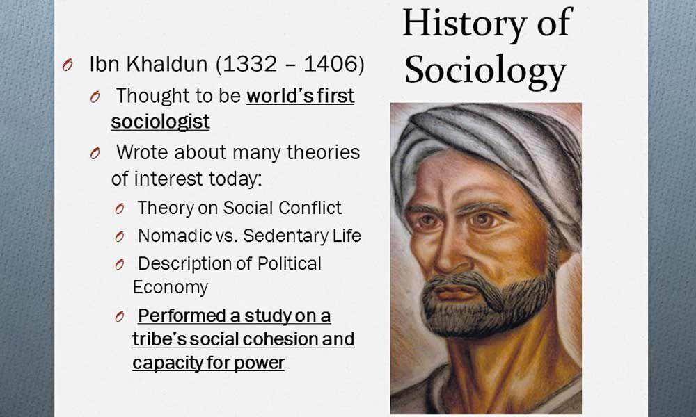 call for spotlight on Ibn Khaldun