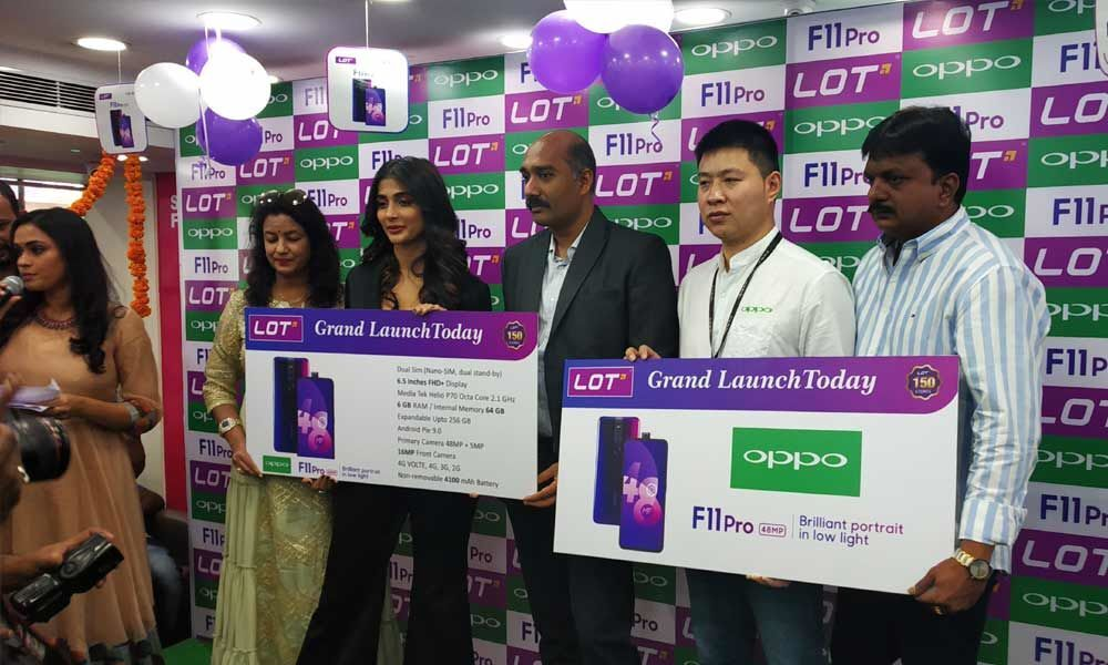 New model of Oppo mobile launched