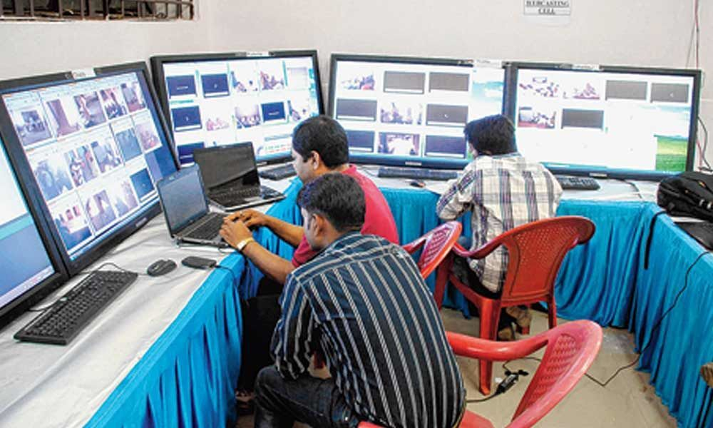 Youth told to help in live webcasting