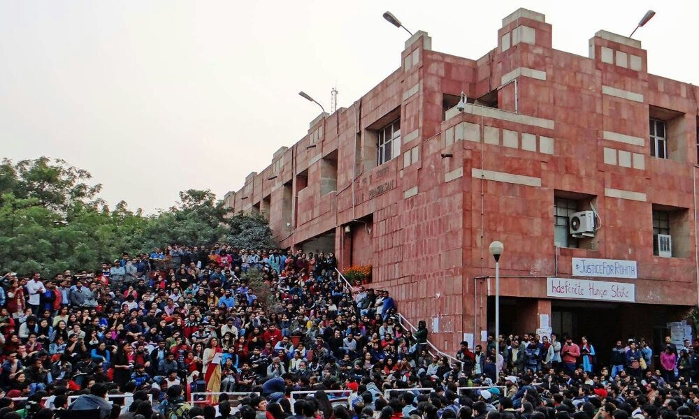 JNU decries misinformation by students union