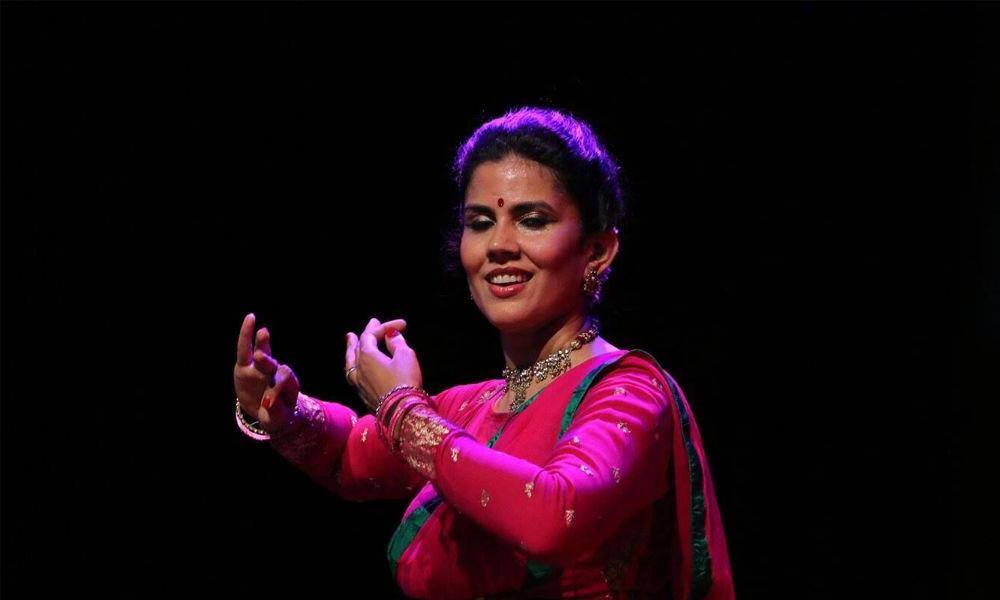 Seema Mehta bags Nari Shakti Puraskar award