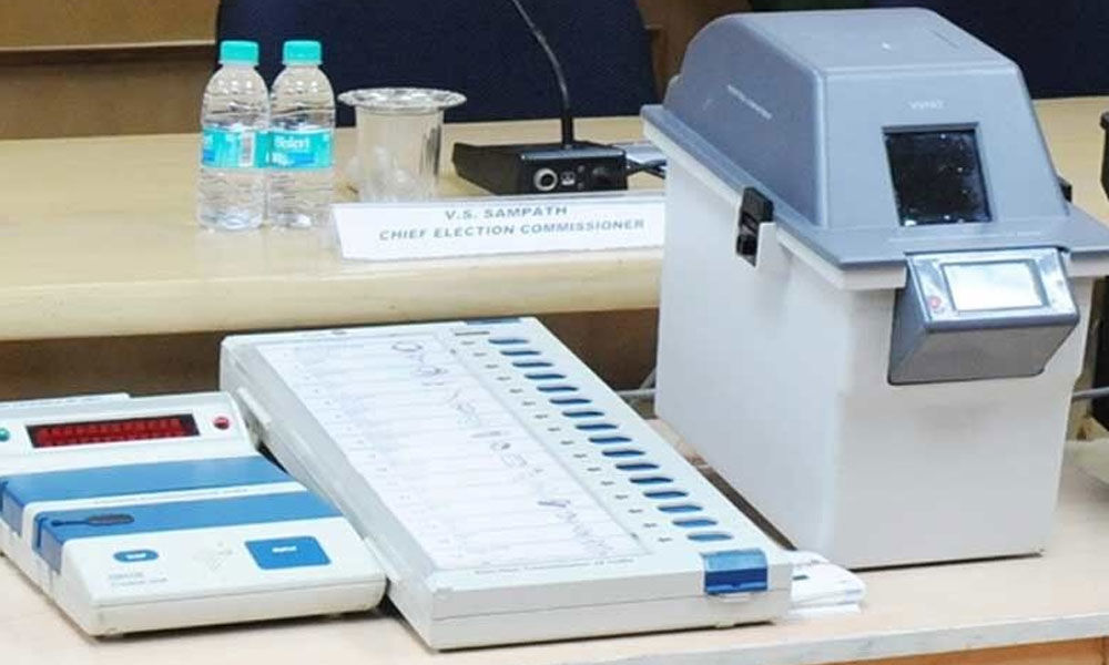 SC notice to EC over 50% VVPAT check