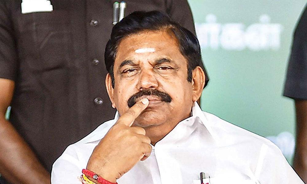 Palaniswami calls on DMDK leader Vijayakanth
