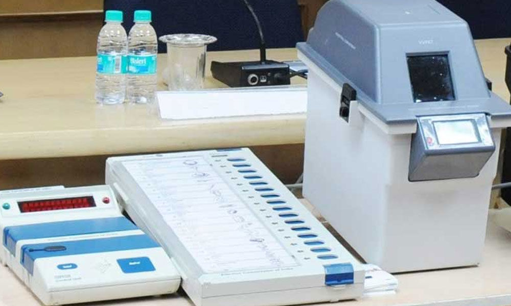 Scrap EVMs, use ballot papers for general elections