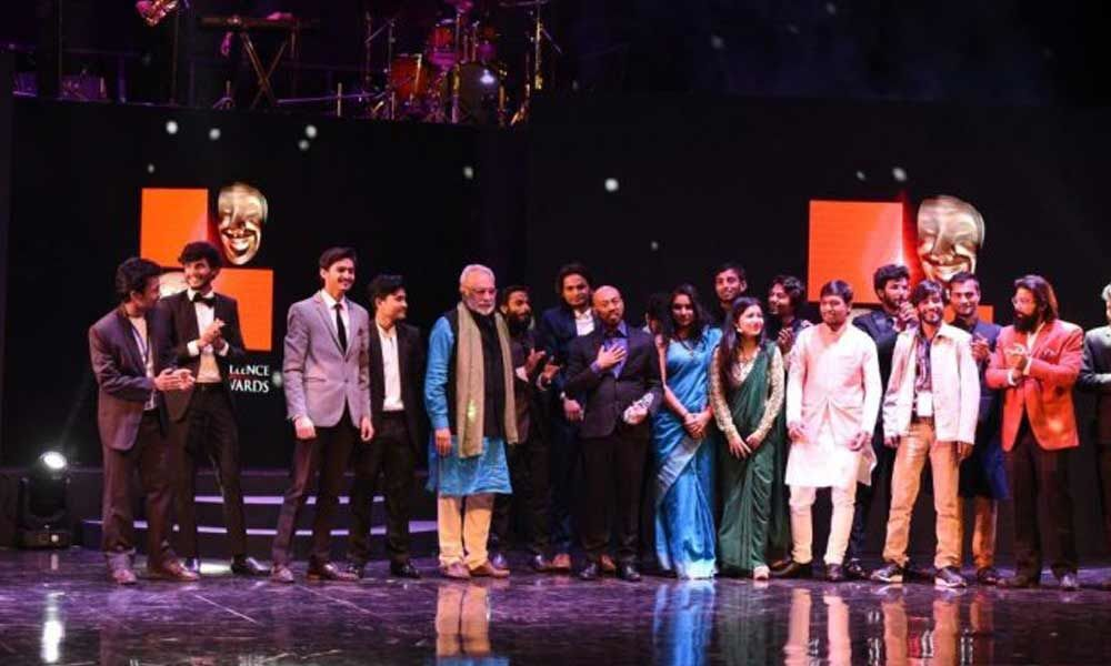Mahindra Theatre Awards presented in 14 categories