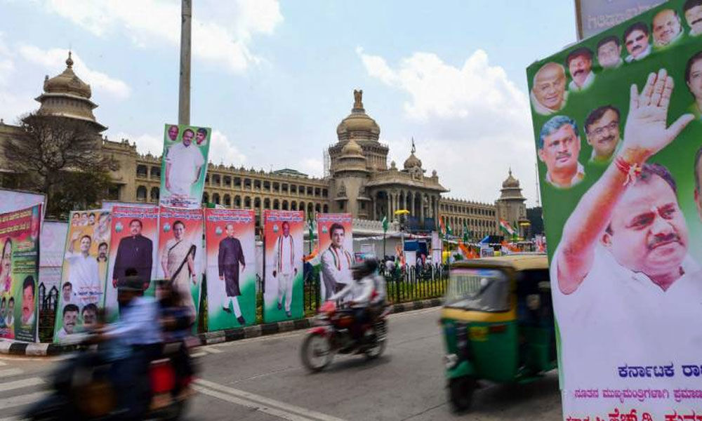 Lok Sabha polls 2019: 11,558 ads, posters removed from Mumbai