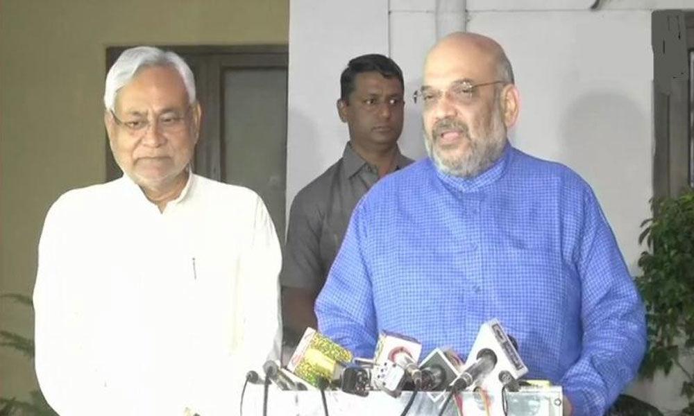 2019 Lok Sabha polls: NDA leaders of Bihar likely to announce seat-sharing