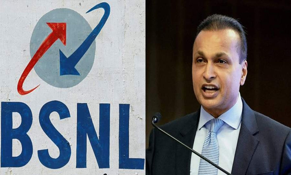 BSNL to approach NCLT this week against RCom to recover Rs 700 cr
