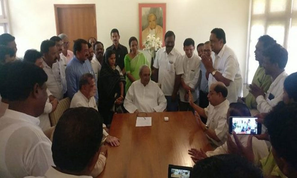 Patnaik likely to contest from western Odisha