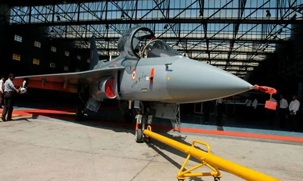 Tamil Nadu Pursuing HAL To Set Up Manufacturing Unit At Salem