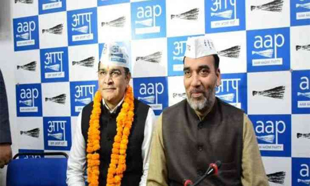Balbir Singh Jakhar AAPs 7th Lok Sabha poll candidate, to fight from West Delhi seat