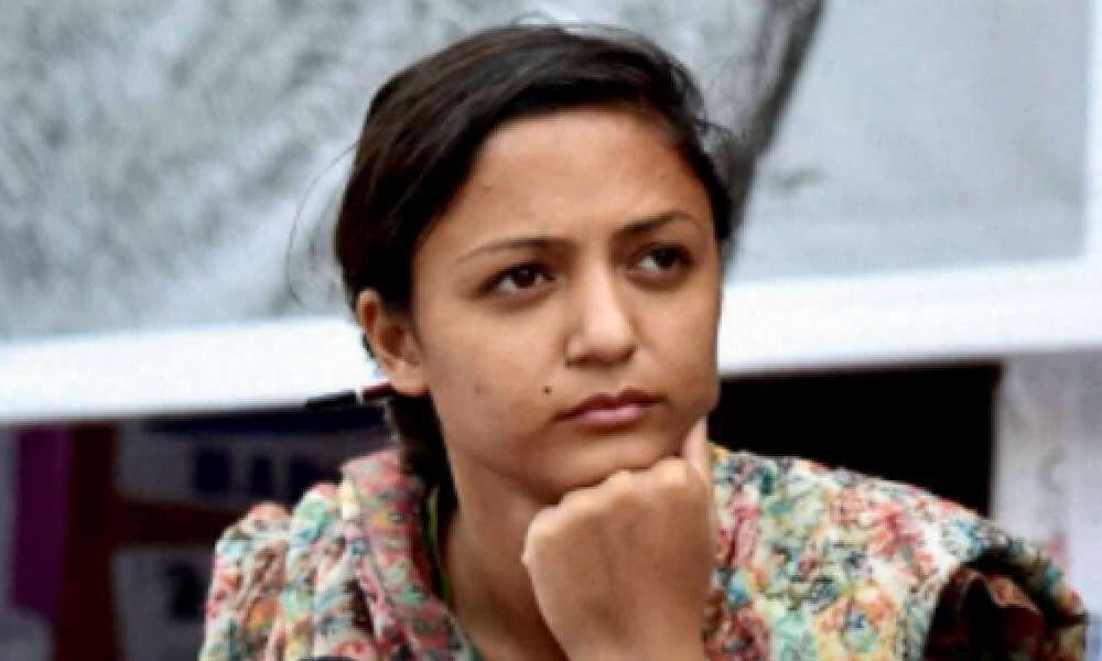 JNU activist Shehla Rashid enters active politics