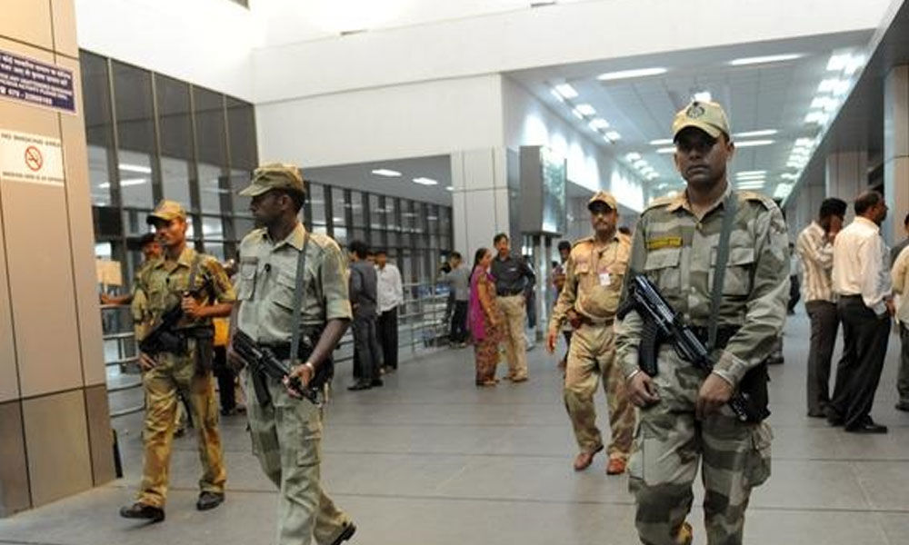 Airports in TS, AP continue to be on high alert