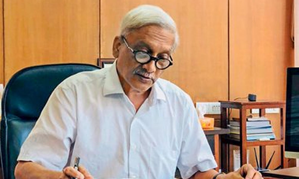 National mourning day declared by Centre as Goa CM passes away