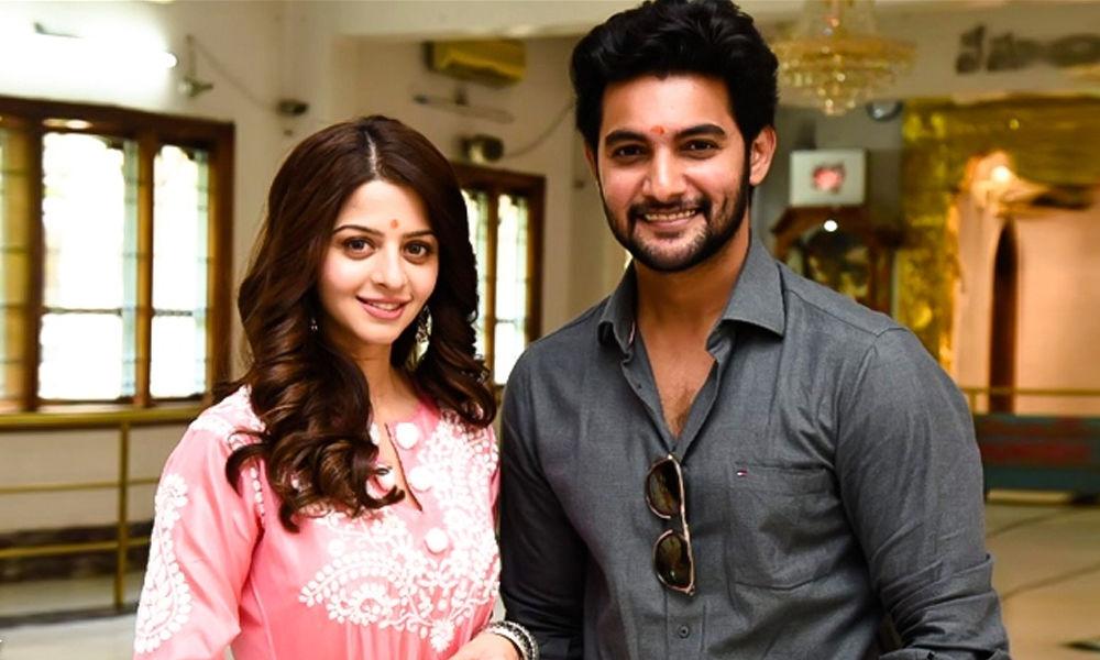 Aadi and Vedhika Telugu-Tamil Bilingual Launched