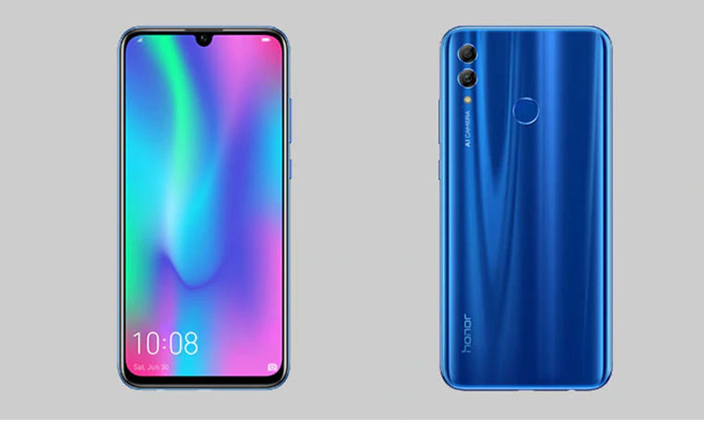 Honors 10 Lite launched in new storage variant