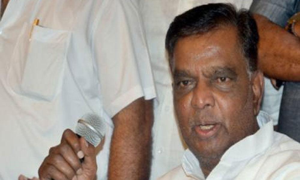 V Srinivasa Prasad, to contest from the Chamarajanagar constituency
