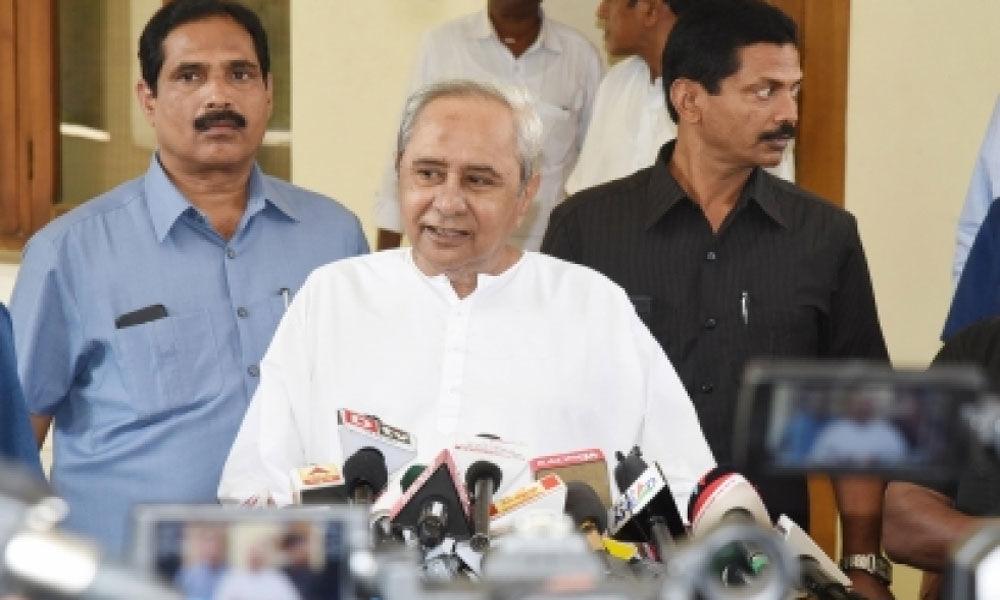 BJD names 63 Lok Sabha, Assembly candidates