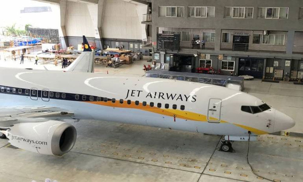 Jet Airways delays interest payments, grounds 4 more planes