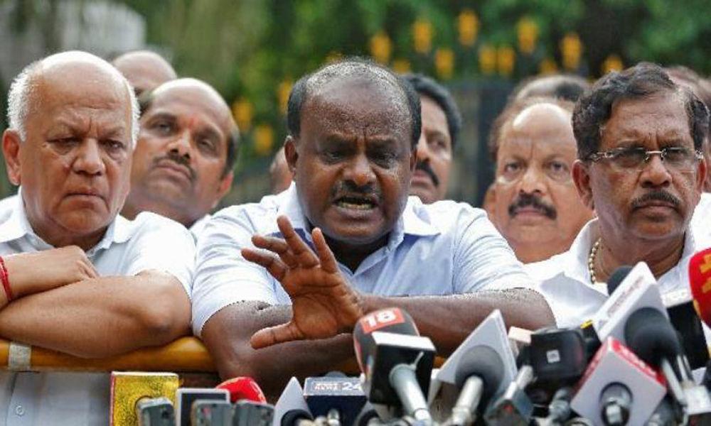 Congress, Janata Dal Secular seat pact to outsmart BJP in Karnataka