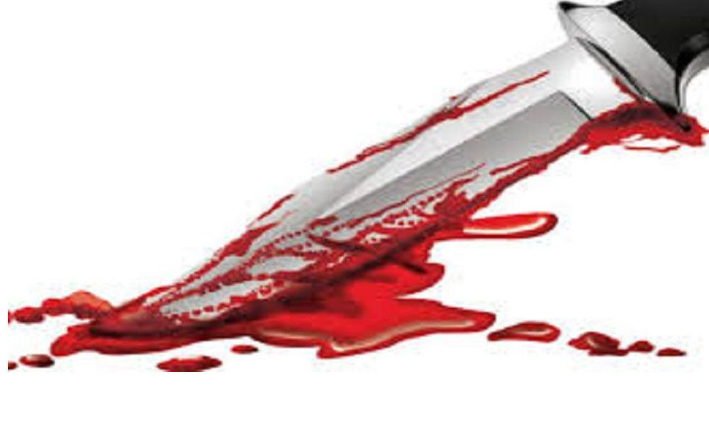 IAF aspirant trying to save father gets stabbed