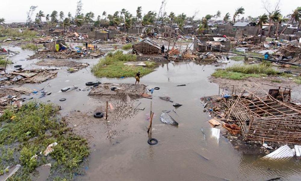 Over 1000 dead as cyclone Idai strikes Zimbabwe, Mozambique