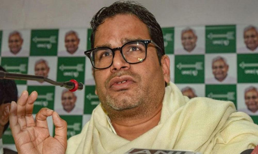 Prashant Kishor lashes out at Chandrababu Naidu for Bihari dacoit barb