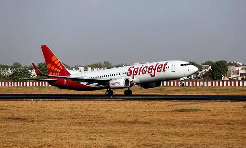 SpiceJet joins global airlines