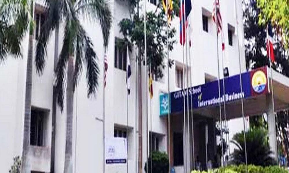 GITAM School of International Business offers scholarships to MBA aspirants