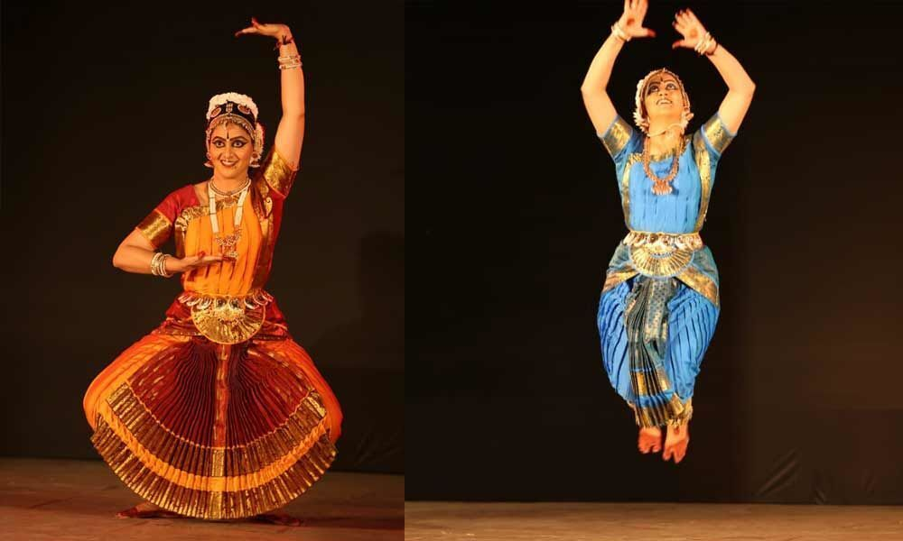 Techie enthralls audience with dance performance