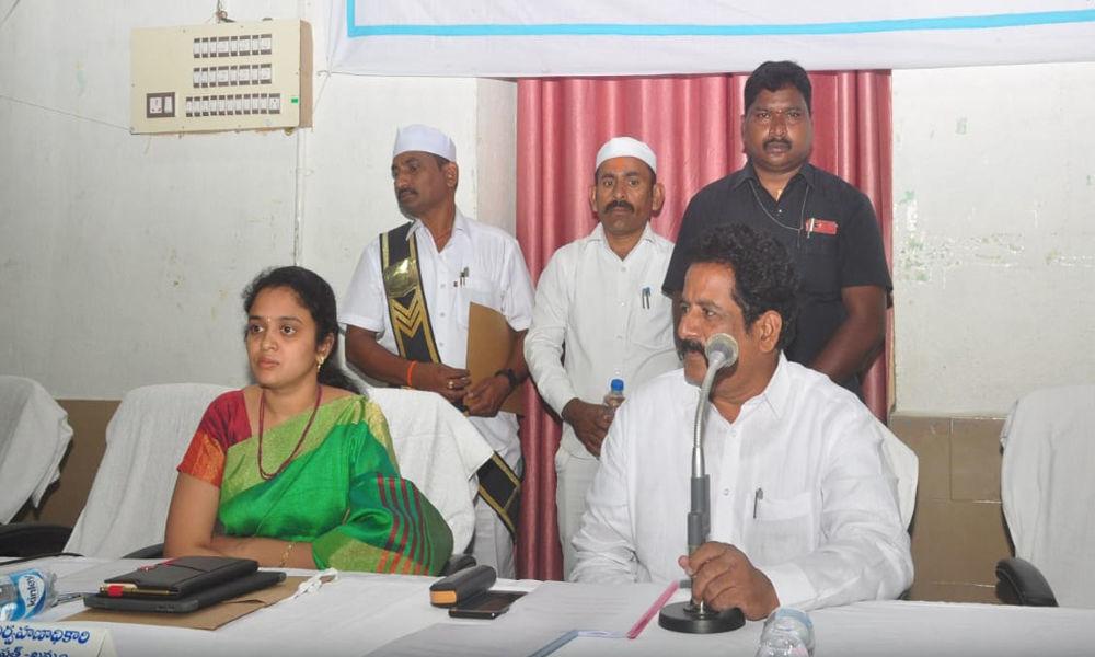 Mission Bhagiratha water to Khammam by month end
