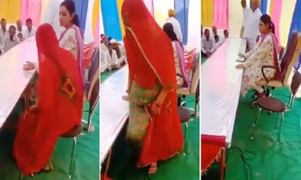 Congress MLA asks sarpanch in Rajasthan to sit on floor, demands apology