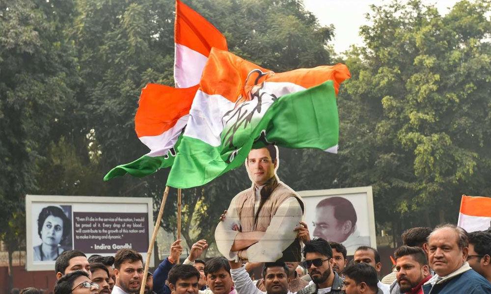 2019 Lok Sabha polls: Congress releases 6th list of candidates
