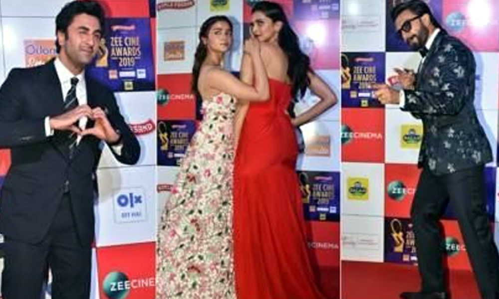 Zee Cine Awards 2019: Sanju and Padmaavat bag the most awards