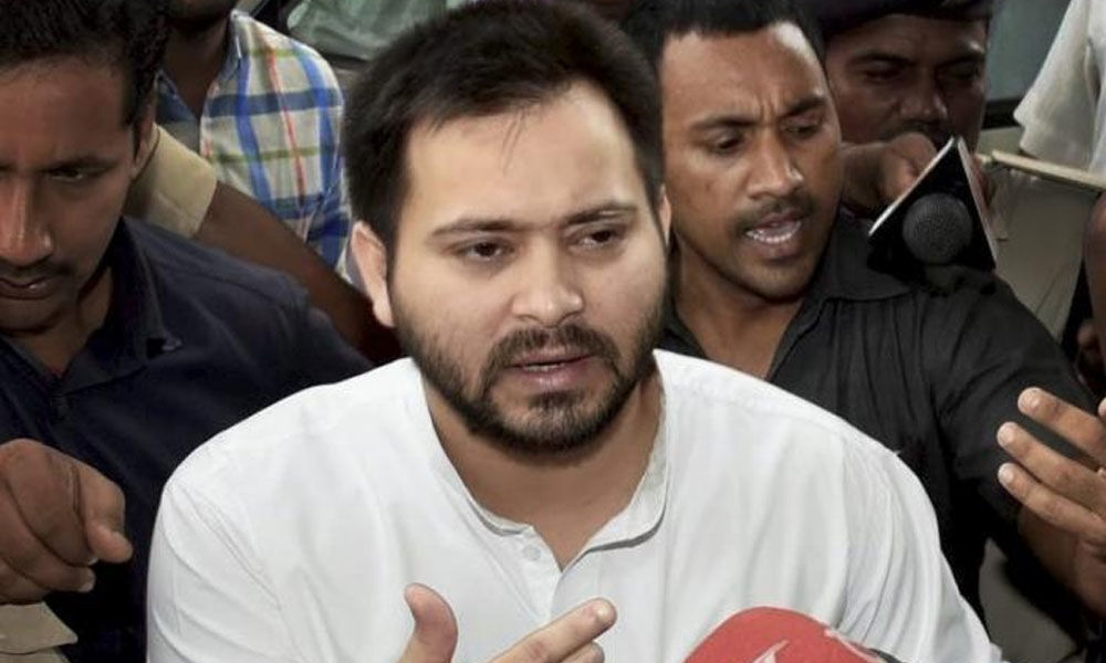 No deadlock in Mahagathbandhan over seats: Tejashwi