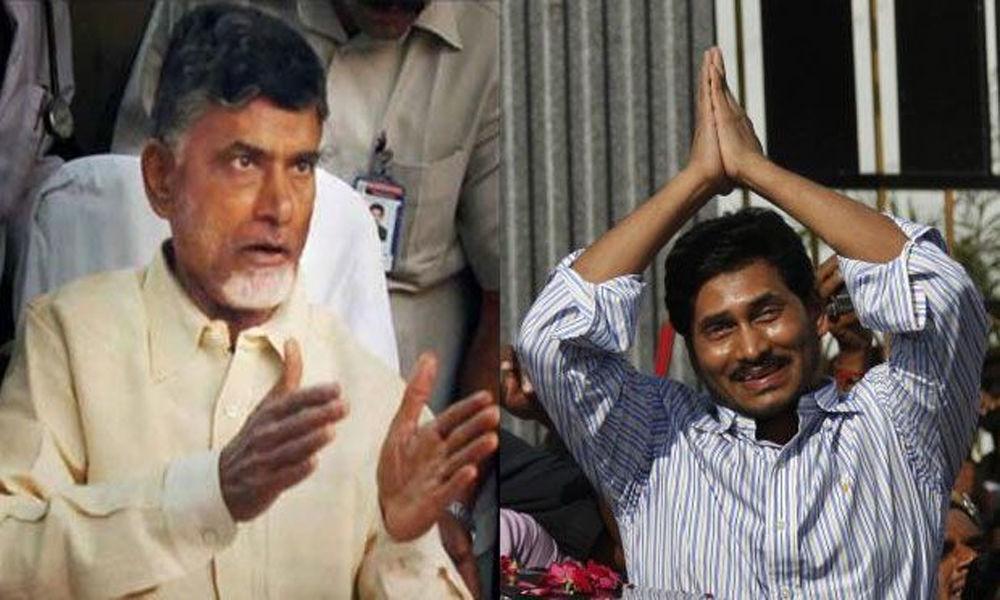 Chandrababu Naidu, YS Jaganmohan Reddy to file papers tomorrow