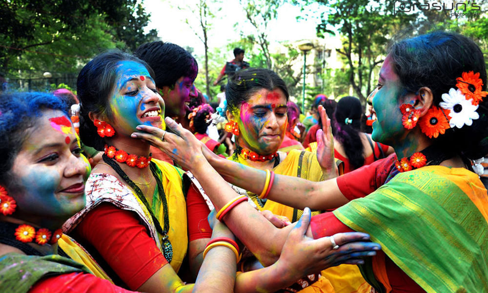 Holi - The festival of colors has many lessons to teach us