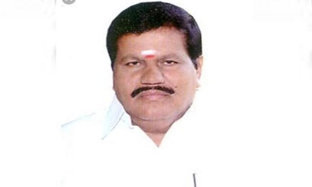 Heart attack kills AIADMK MLA Kanagaraj