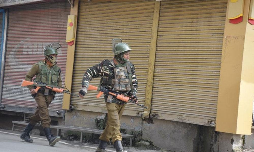 2 policemen injured in grenade attack in J&K