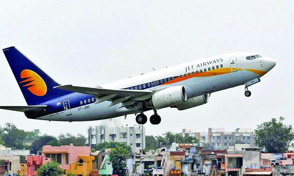 Airline on verge of collapse