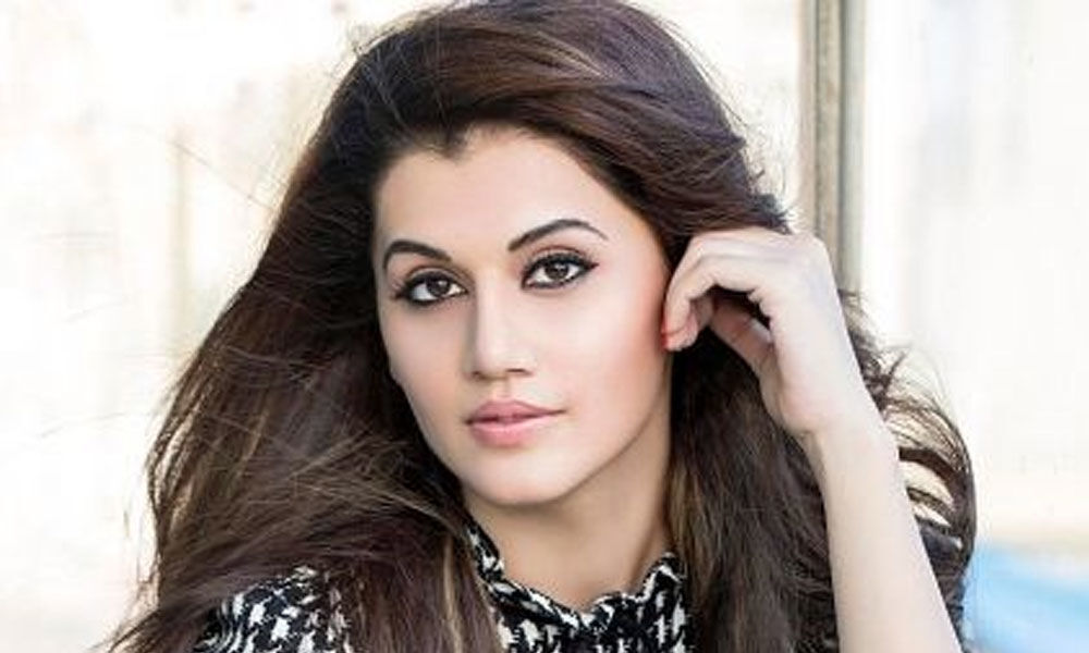 Taapsee Pannu and Bhumi Pednekar begin
