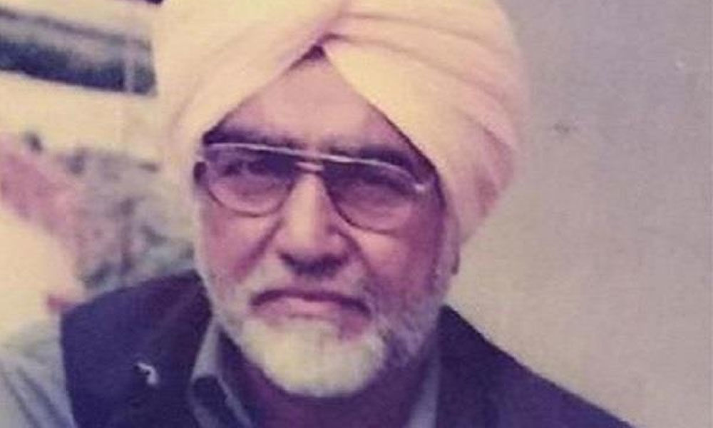 Communist leader Balwant Singh dies at 82