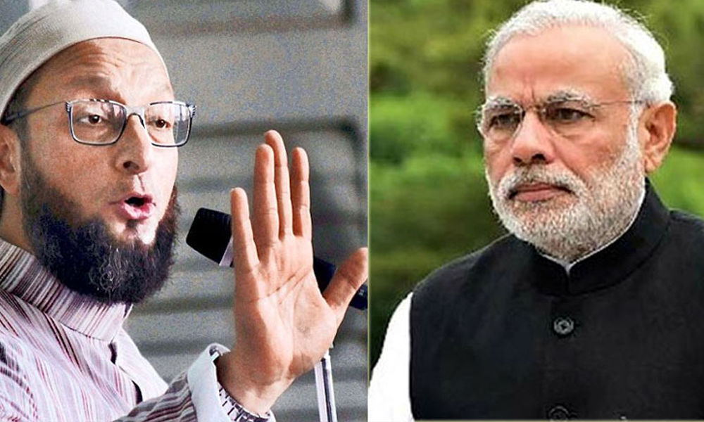 Appeal against Aseemanands acquittal: Owaisi to Modi