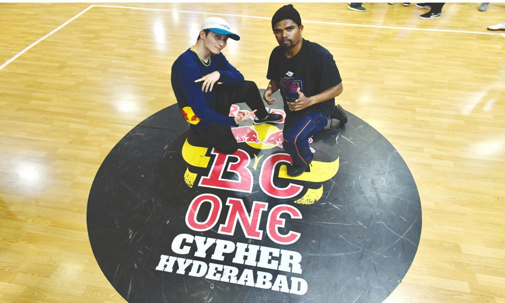 Jerome Xavier wins the Red Bull BC One Hyderabad Qualifiers