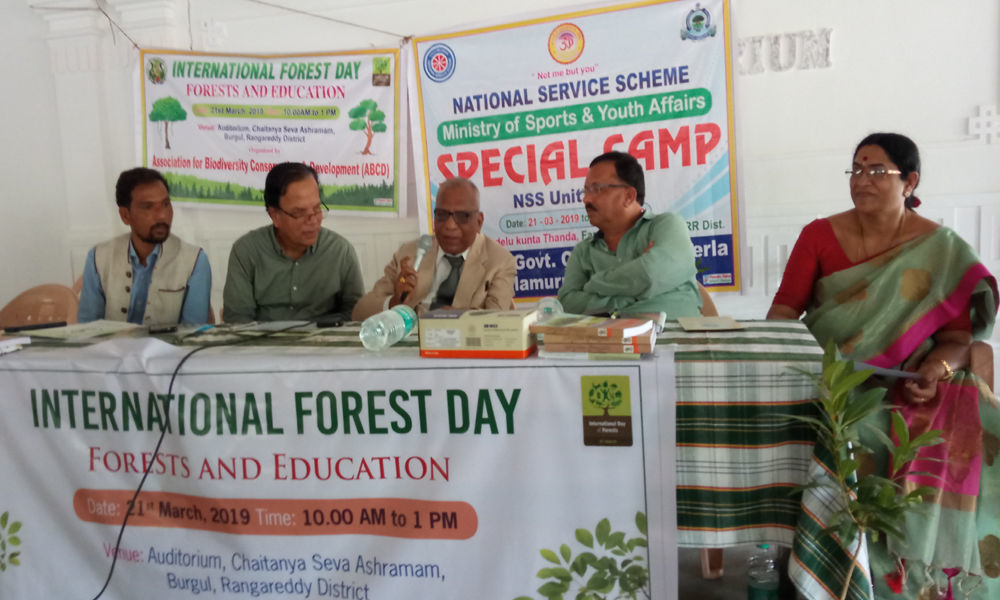 Green Council calls for protecting forests