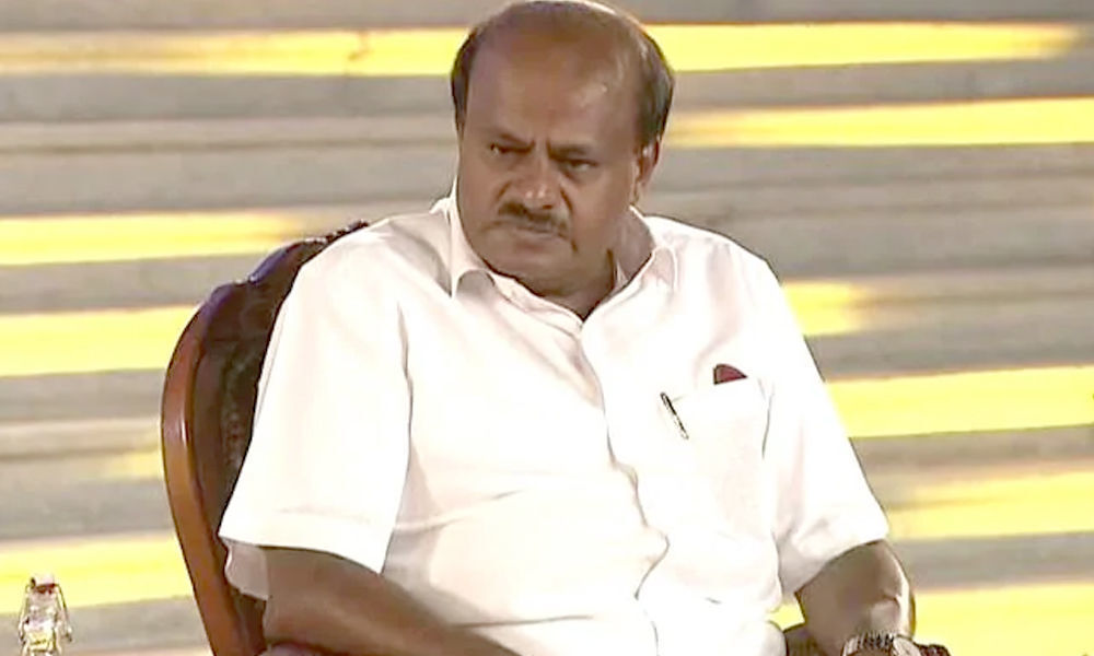Wont plead for support with Congress leaders against son: HD Kumaraswamy