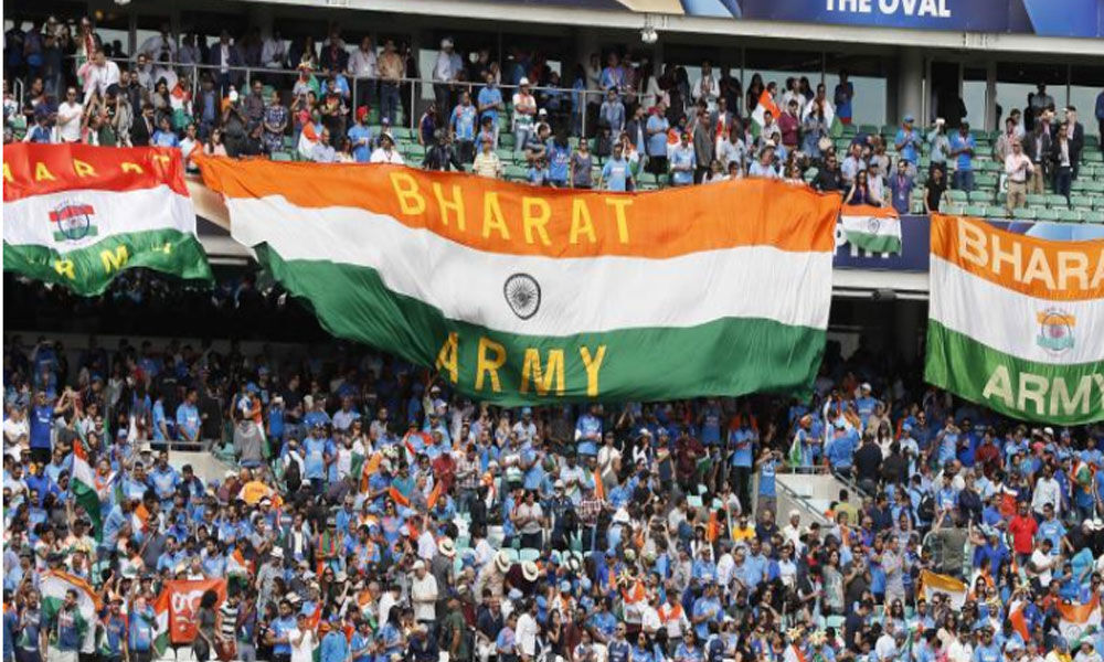 ICC World Cup: Bharat Armys 8000 fans from 22 countries to converge in UK