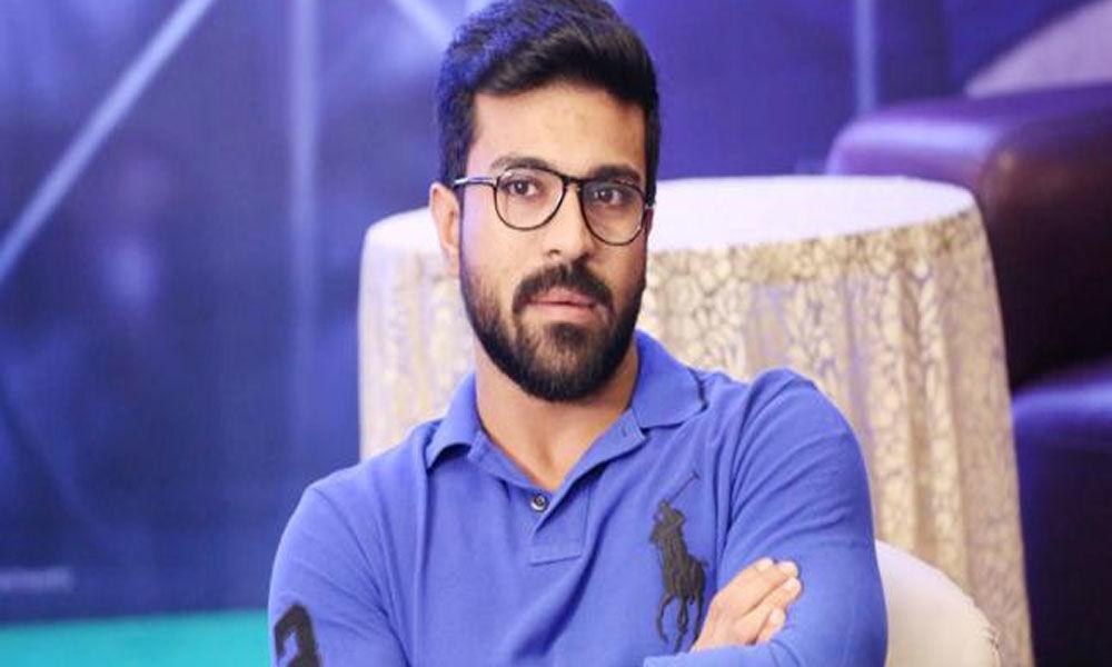 Ram Charan to work under Mega Producer