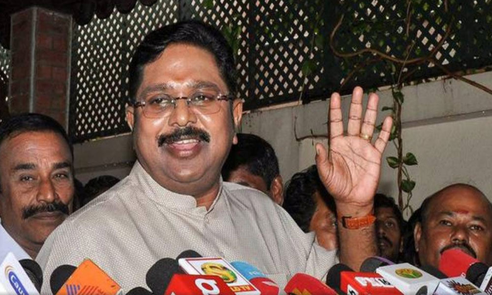 Dhinakaran releases final list of 14 AMMK candidates for LS polls