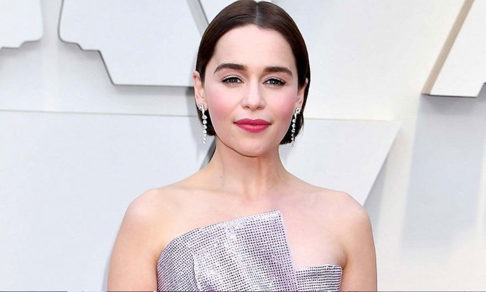 Emilia Clarke says she survived two life-threatening brain aneurysms in early GOT days